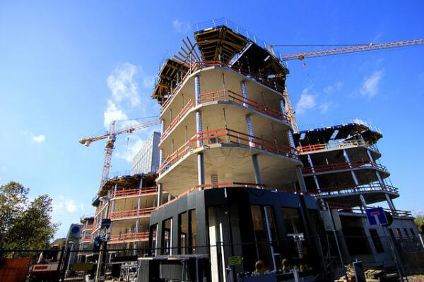 Ohne einen professionellen Sachverständigen geht bei einem Neubau nichts! (Foto: Christian Schnettelker)